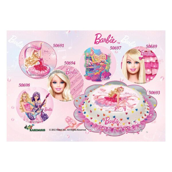 Barbie Ροζ Παπούτσια