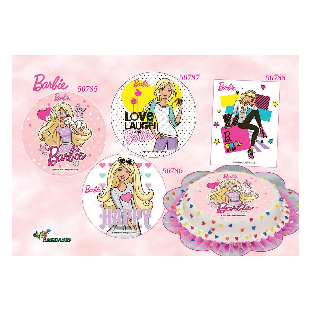 Barbie Love and Laugh