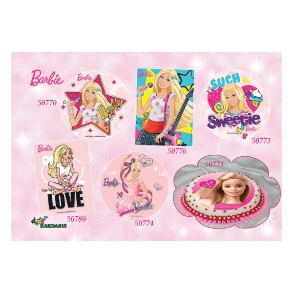 Barbie Live Life with Love