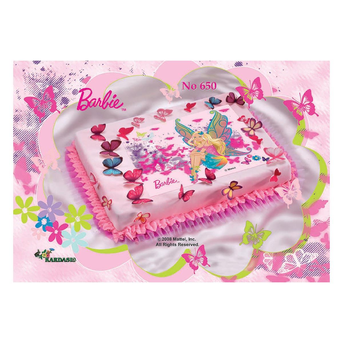 Barbie Πεταλούδες